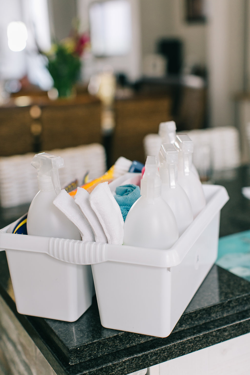 Steps for training your own housekeeper